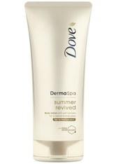Dove DermaSpa Summer Revived Body LotionHelle bis mittlereSkin (200ml)
