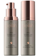 delilah Alibi Fluid Foundation (Various Shades) - Lily