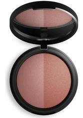 INIKA Organic Baked Blush Duo Rouge  6.5 g Burnt Peach