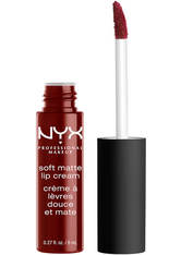 NYX Professional Makeup Soft Matte Lip Cream Liquid Lipstick 8 ml Nr. 27 - Madrid