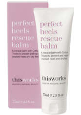 This Works - Perfect Heels Rescue Balm, 75 Ml – Balsam - one size