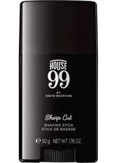 HOUSE 99 - House 99 Sharp Cut Shaving Stick 50g - RASIERSCHAUM & CREME