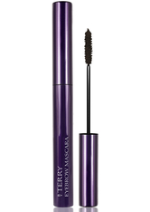 BY TERRY - Eyebrow Mascara Tint Brush Fix-up Gel – Dark Brown 4 – Augenbrauengel - Braun - one size