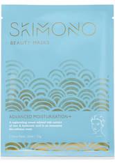 SKIMONO Beauty Masks  Advanced Moisturisation+  Tuchmaske  1 Stk