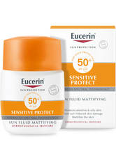 EUCERIN - Eucerin® Sun Protection Sun Fluid Mattierend Face LSF50+ Sehr Hoch (50ml) - AFTER SUN