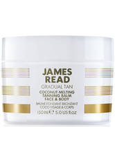 James Read - Coconut Melting Tanning Balm Face & Body, 150 Ml – Bräunungscreme - Braun - one size