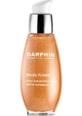 Darphin Sonnenpflege Soleil Plaisir Sultry Shimmering Oil Sonnenbalsam 50.0 ml