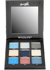 BARRY M - Barry M Cosmetics Wildlife Eyeshadow Palette - Snow Leopard 12.6g - Lidschatten