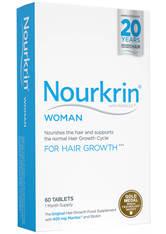 NOURKRIN - Nourkrin Woman Nahrungsergänzung für denHaarwuchs(60 Tabletten) - HAUT- UND HAARVITAMINE
