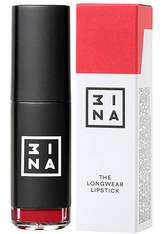3INA - 3INA Longwear Lipstick 7ml (verschiedene Farbtöne) - 500 - LIPPENSTIFT