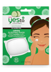yes to Cucumbers Calming Sleeping Mask 4ml - YES TO