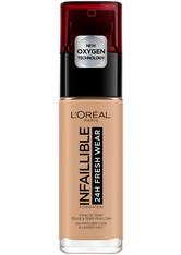 L'Oréal Paris Infallible 24hr Freshwear Liquid Foundation (Various Shades) - 150 Radiant Beige