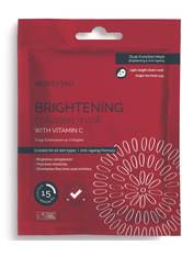 BEAUTYPRO - BeautyPro Brightening Collagen Sheet Mask with Vitamin C - TUCHMASKEN