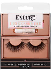 EYLURE - Eylure Luxe Cashmere No.9 False Lashes - FALSCHE WIMPERN & WIMPERNKLEBER