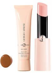 GIORGIO ARMANI - Armani Ecstasy Lip Balm and Neo Nude Foundation Kit (Various Shades) - 13 - MAKEUP SETS