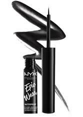 NYX Professional Makeup Epic Wear Metallic Liquid Liner 3.5ml (Various Shades) - Black Metal