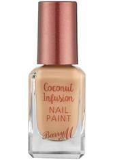 Barry M Cosmetics Coconut Infusion Nail Paint (Various Shades) - Tiki Hut