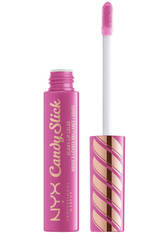 NYX Professional Makeup Candy Slick Glowy Lip Gloss (Various Shades) - Birthday Sprinkles