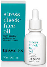 This Works - Stress Check Face Oil, 30 Ml – Gesichtsöl - one size