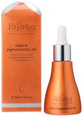 THE JOJOBA COMPANY - The Jojoba Company Natural Pigmentation Oil 30 ml - GESICHTSÖL