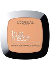 L'Oréal Paris True Match Face Powder 9g (verschiedene Farbtöne) - 8W Golden Cappuccino