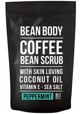 BEAN BODY - Bean Body Coffee Bean Scrub 220g - Pfefferminz - KÖRPERPEELING