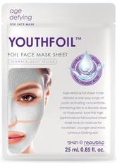 SKIN REPUBLIC - Skin Republic YouthFoil Face Mask 25ml - CREMEMASKEN