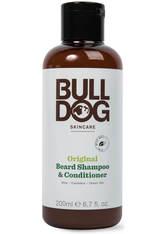 Bulldog Skincare For Men Original 2in1 Beard Shampoo and Conditioner 200ml