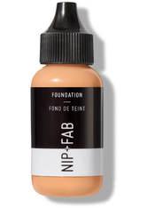 NIP + FAB Make Up Foundation 30ml (verschiedene Farbtöne) - 25