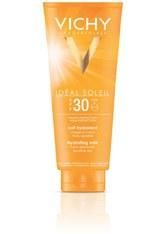 VICHY - Vichy Idéal Soleil Sun-Milk for Face and Body SPF 30 300ml - SONNENCREME
