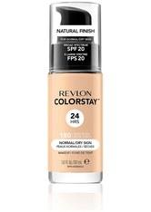 REVLON - Revlon Colorstay Make-Up Foundation für normale-trockene Haut(Verschiedene Farbtöne) - Sand Beige - FOUNDATION