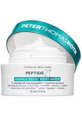 Peter Thomas Roth - Peptide 21 Wrinkle Resist Moisturiser - Tagespflege & Nachtpflege