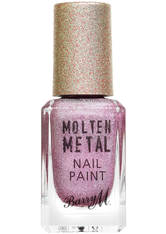 BARRY M - Barry M Cosmetics Molten Metal Nail Paint - Holographic Rocket - NAGELLACK