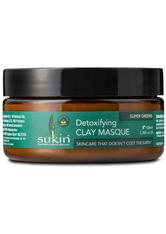 SUKIN - Sukin Super Greens Detoxifying Facial Masque - CREMEMASKEN