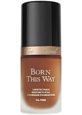 Too Faced Born This Way Foundation 30ml (Various Shades) - Spiced Rum