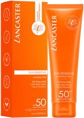 Lancaster Sun Care Clean Sun Sensitive Oil Free Body Milk SPF 50 Sonnencreme 150.0 ml