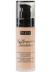 PUPA - PUPA No Transfer Foundation 30ml (Various Shades) - Nude - Foundation