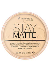 Rimmel Stay Matte Pressed Powder 14g 001 Transparent - RIMMEL
