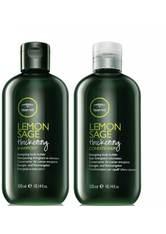 Paul Mitchell Teebaumöl Haarpflege Tea Tree Lemon Sage Trio- Shampoo, Conditioner & Thickening Spray