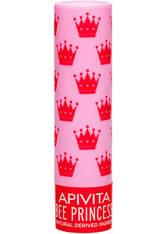 APIVITA Lip Care Bee Princess Bio-Eco - Apricot & Honey 4,4g