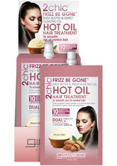 GIOVANNI - Giovanni 2chic Frizz Be Gone Hot Oil (12er-Packung) - Haaröl