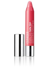 CLINIQUE - Clinique Chubby Stick Baby Tint Feuchtigkeitsspendende Lippenfarbe 2,4g - Coming Up Rosy - GETÖNTER LIPBALM