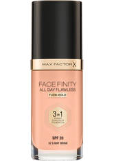 Max Factor Face Finity All Day Flawless 3 in 1 Foundation 30ml 32 Light Beige (Neutral)