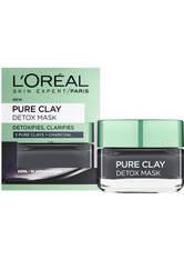 L'ORÉAL PARIS - L'Oréal Paris Detox Face Mask and Makeup Remover Duo Exclusive - CREMEMASKEN