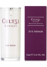 CULT51 - Cult51 Produkte Eye Repair Augenpflegekonzentrat 15.0 ml - AUGENCREME