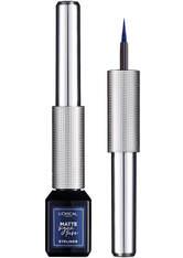 L'Oréal Paris Metal Signature Liquid Eyeliner 3g (Various Shades) - 11 Navy Metal