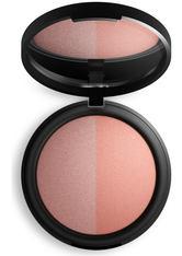 INIKA Organic Baked Blush Duo Rouge 6.5 g Pink Tickle