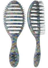 WetBrush Treasured Waters Speed Dry Brush - Mermaid Tail