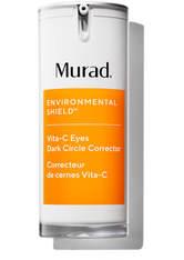 MURAD Serum & Treatments Vita-C Eyes Dark Circle Augenpflege 15.0 ml