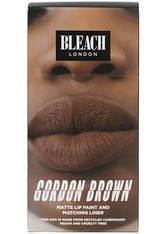 BLEACH LONDON - BLEACH LONDON Lip Kit Gordon Brown - LIQUID LIPSTICK